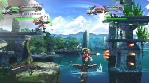 Game Contra - Nostalgia game konami
