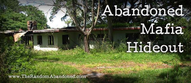 the random abandoned orlando florida mafia hideout vandalism urban exploration urbex dylan benson