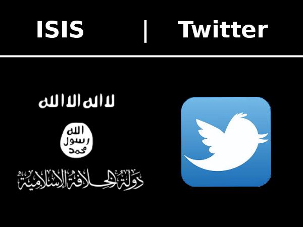 Análisis de cómo ISIS utiliza Twitter para difundir propaganda violenta y qué hacer al respecto