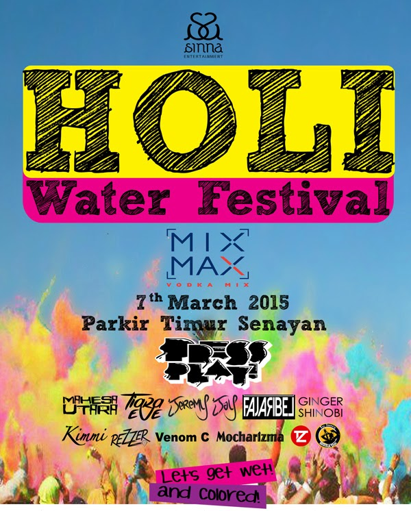 HOLIWATER FESTIVAL 2015