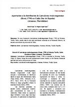 Publicaciones Entomológicas