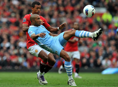 Manchester United 1 - 6 Manchester City (3)