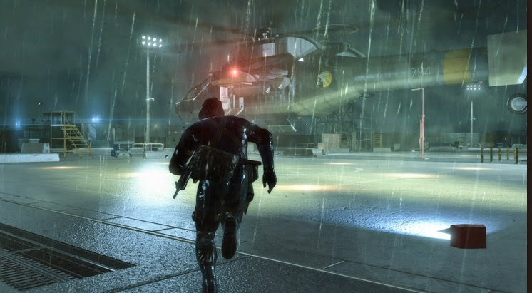 Revisi Spesifikasi PC/Komputer untuk MGS V: Ground Zeroes Oleh Konami