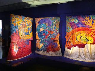 Symphonie de lumière, kimonos peints d'Itchiku Kubota