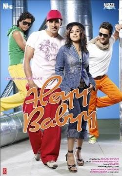 Ba Chàng Vú Em - Heyy Babyy (2007) Poster