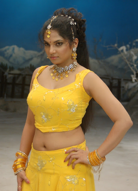 diya in yellow churidar latest photos
