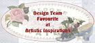 DesignTeam Favourites 30-04-2018