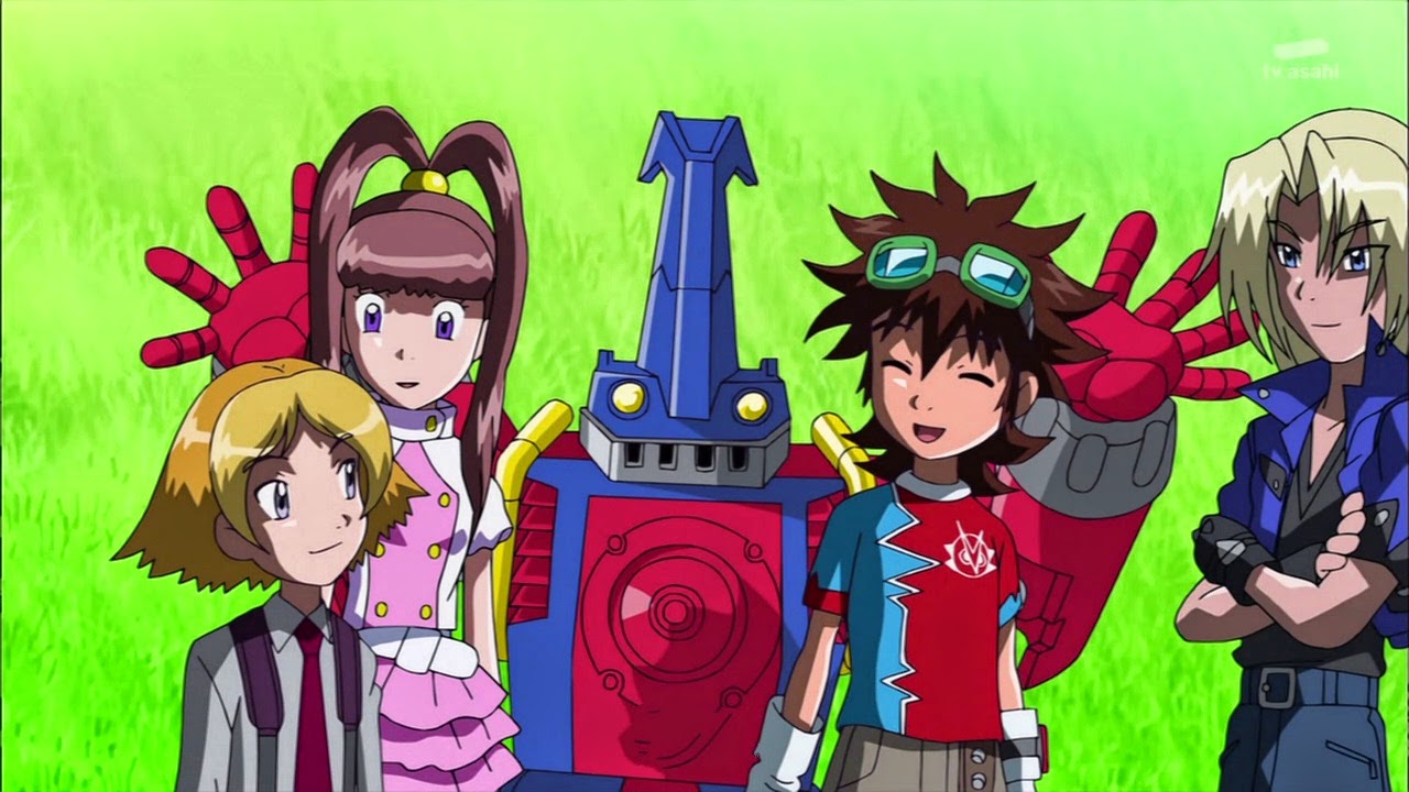 Digimon Xros Wars HINDI