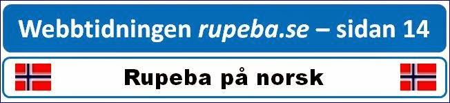 rupeba på norsk