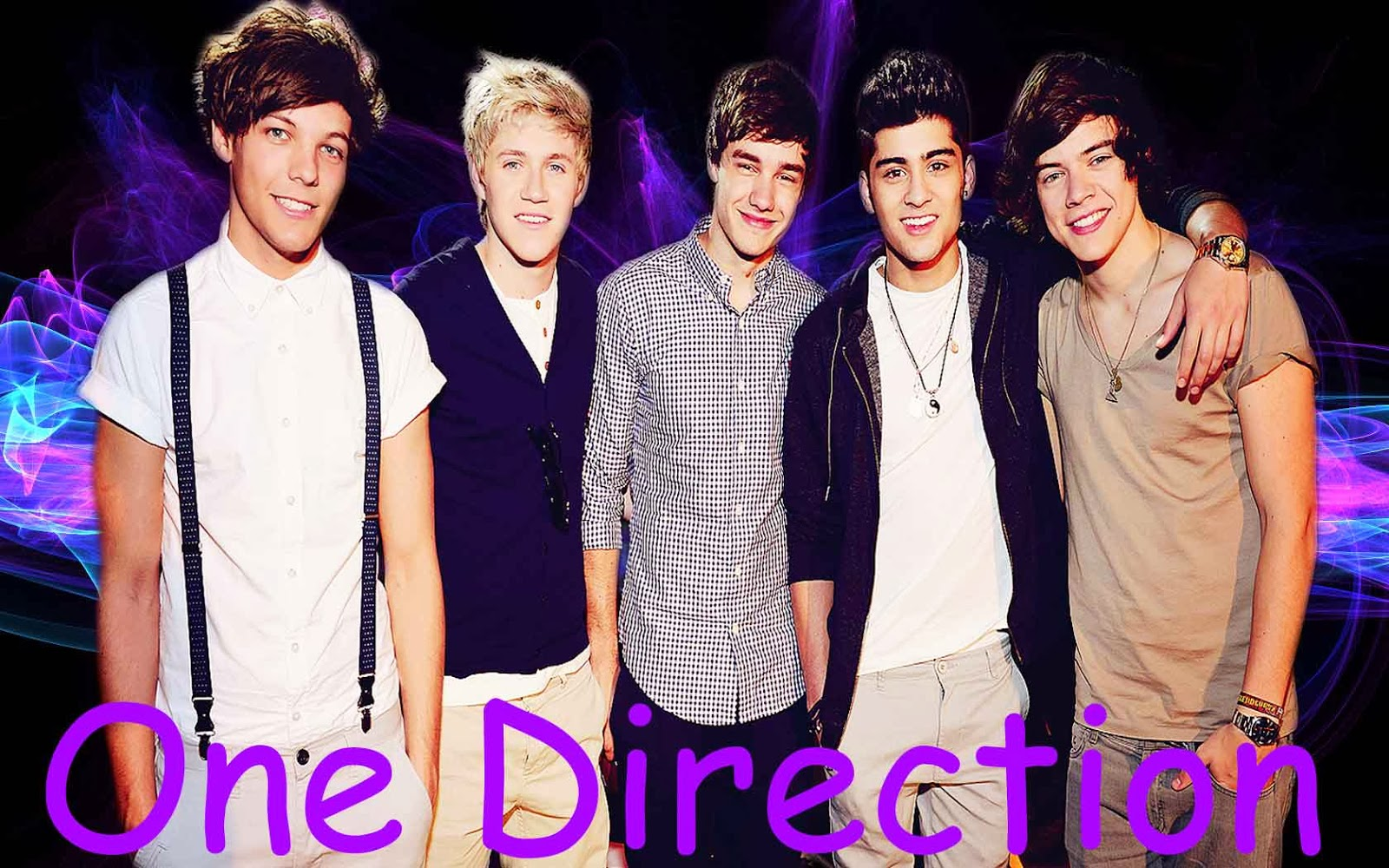 One Direction Wallpaper Hd One Direction New HD W...
