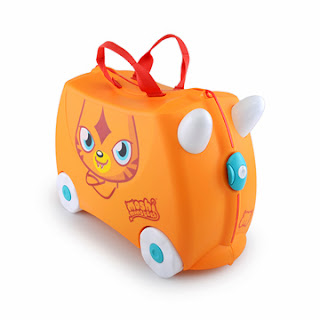 Moshi Monsters, Poppet Trunki, Children Luggage