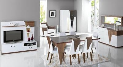 %C4%B0pek Mobilya Yemek Tak%C4%B1mlar%C4%B1 550x298 Tepe Home yemek odası takımları ve fiyatları
