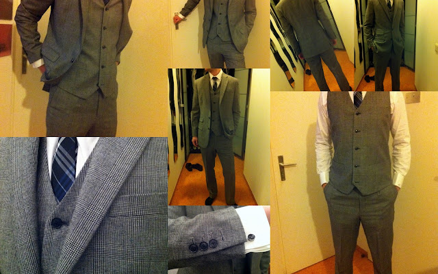 Indochino Tweed Review