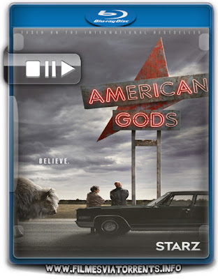 American Gods 1ª Temporada Torrent