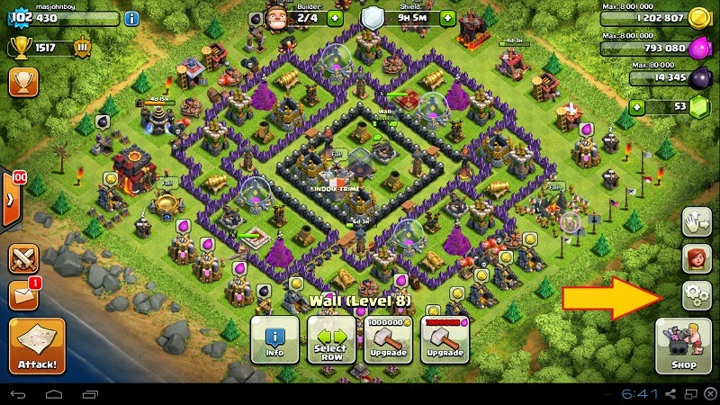 How to Change COC ID