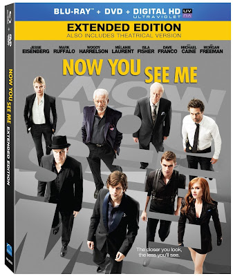 Now You See Me 2013 EXTENDED 720p BluRay