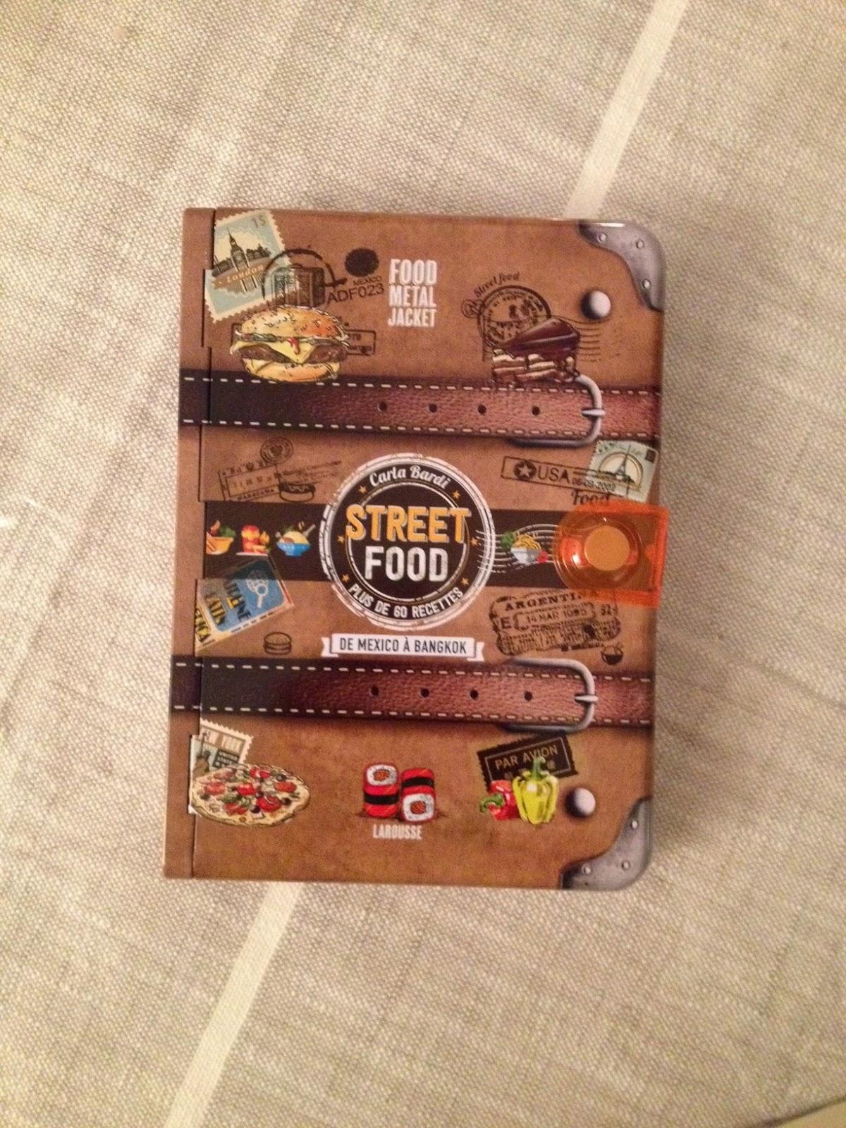 Globeshoppeuse - livre-street-food