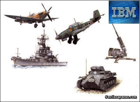 IBM Technology in World war 2