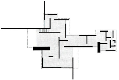 Austin cubed the miserable truth of mies van der rohe for Brick country house plans