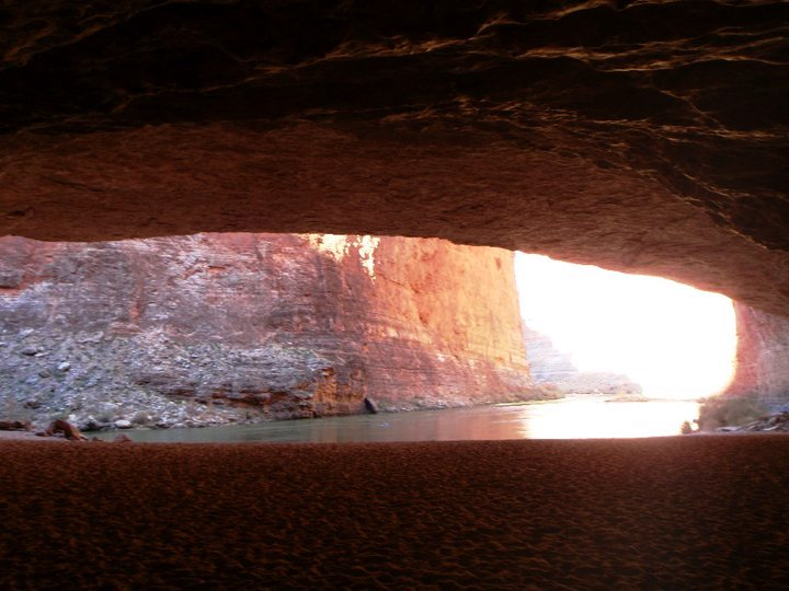 Down Hill Kayaking: Grand Canyon Round III: Winter Self ...