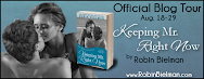 Keeping Mr. Right Now Tour & Giveaway