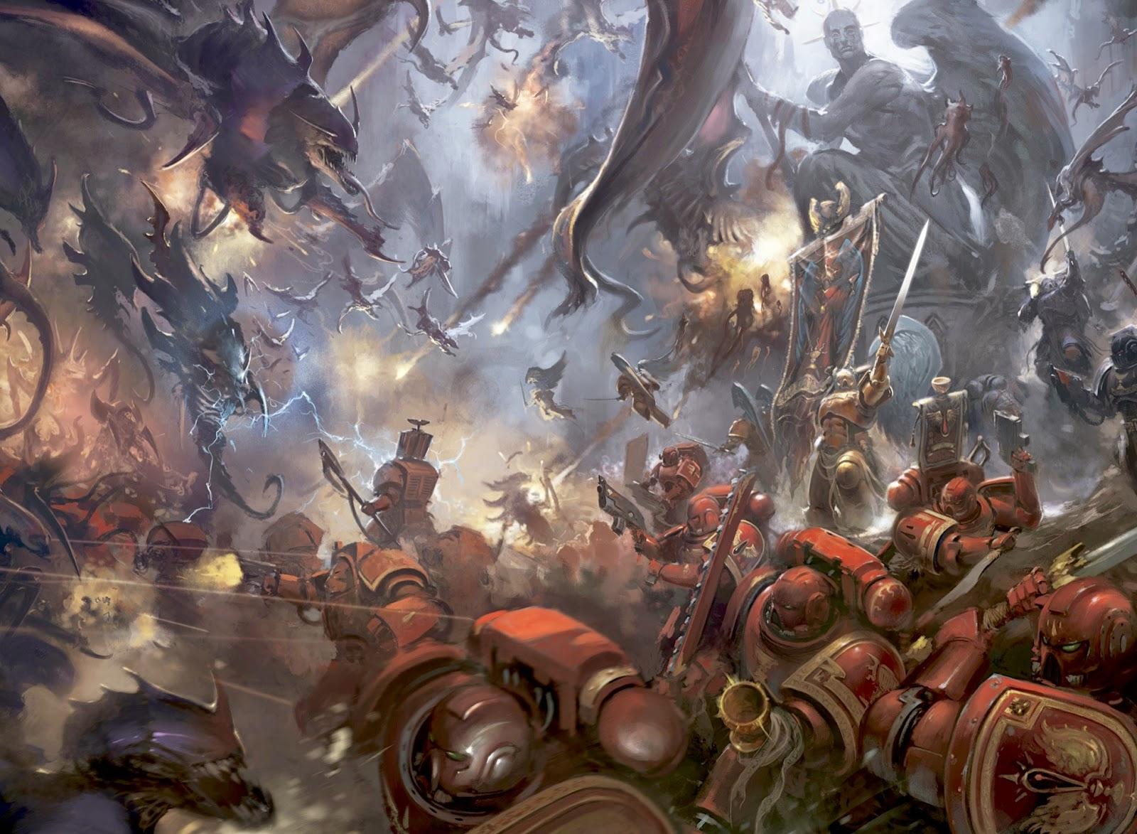 Warhammer 40k Tyranids Codex Pdf 7th