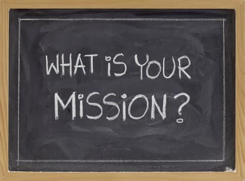 mi mision personal