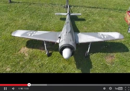 Focke Wulf 190 - R/C