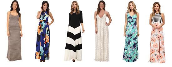 Spring 2015 Maxi Dresses Designs