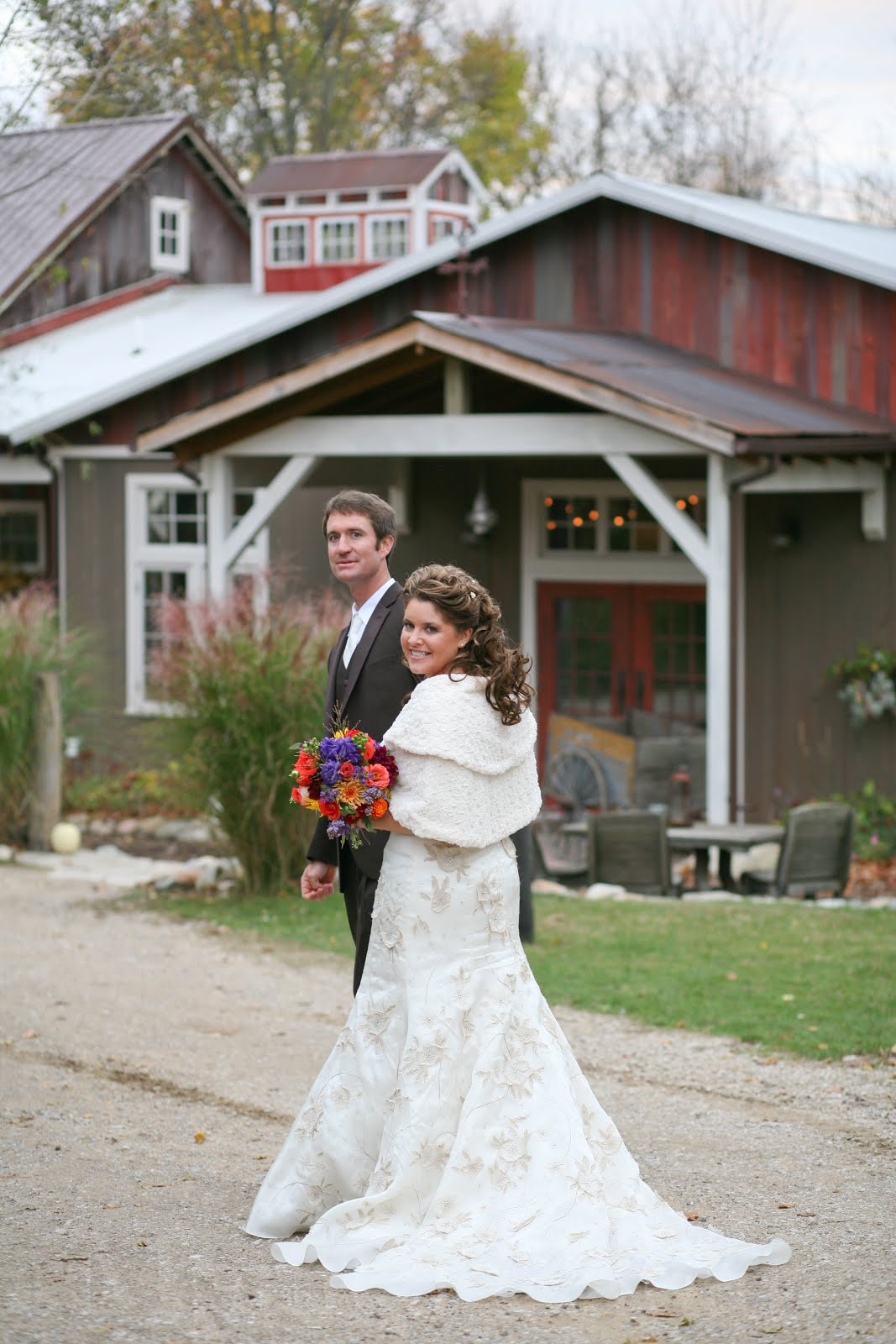 Millcreek Barns wedding