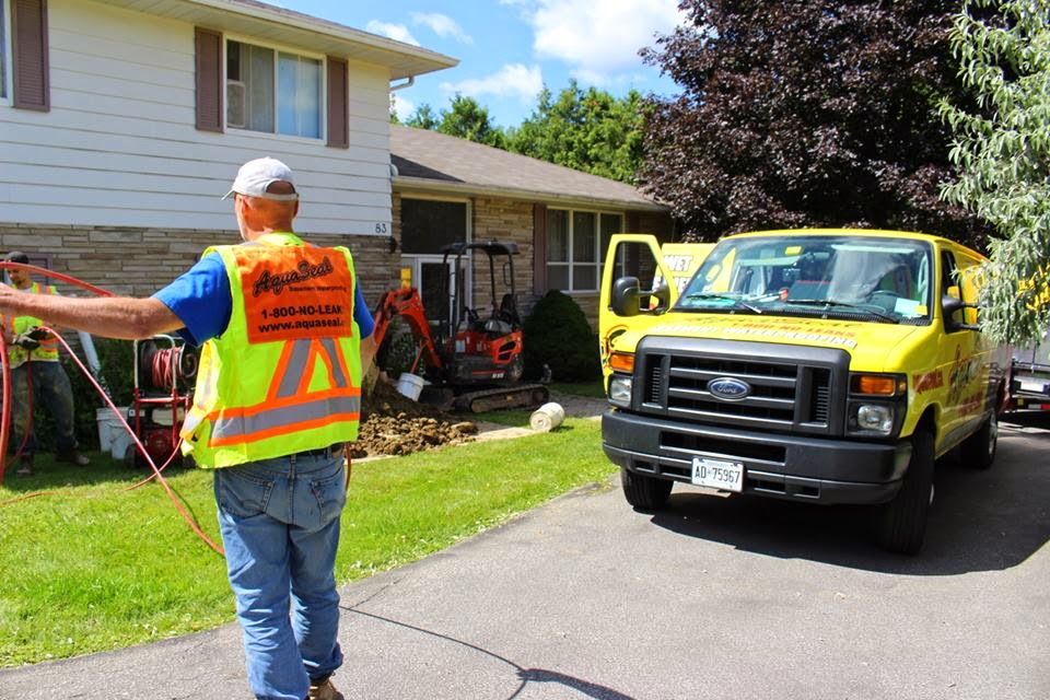 Ontario Basement Concrete Crack Repair Specialist 1-800-NO-LEAKS