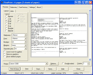 FinePrint 7.20 Full Version