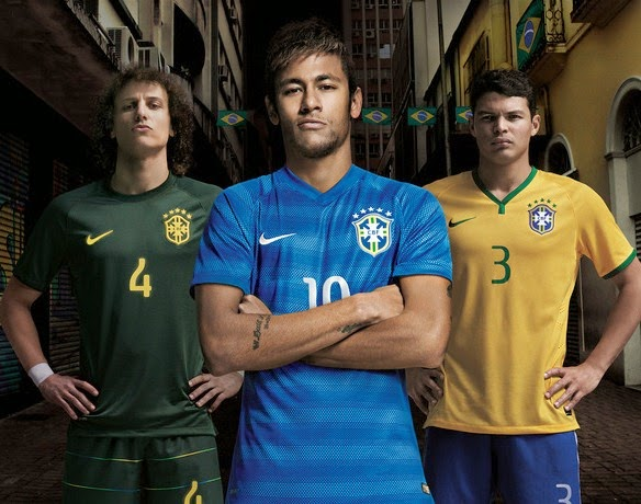 jersey brazil 2014