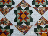 https://frommycarolinahome.wordpress.com/2015/12/30/reworking-the-cottage-garden-quilt/