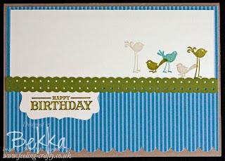 Cute Birthday Card by Bekka www.feeling-crafty.co.uk