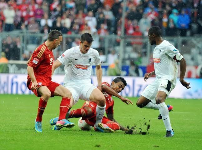 Prediksi Bayern Munchen vs Freiburg