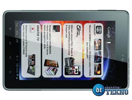 Harga Tablet Cyrus Dew TV 3G Wi-Fi