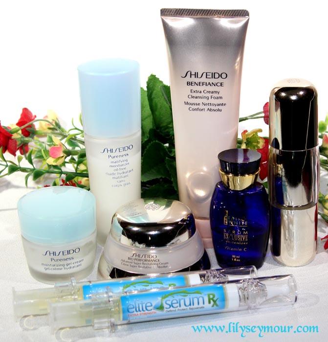 #eliteserum #shiseido #fair&white