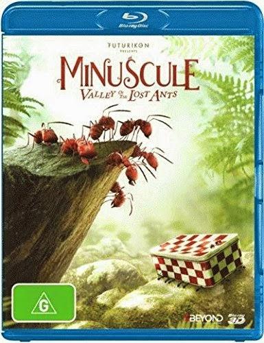 Minuscule El Valle de Las Hormigas Perdidas (2013) 1080p BRRip 2GB mkv DTS 5.1 ch