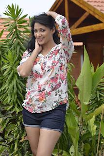 Kesha Khambhati in lovely Saree Spicy Stills