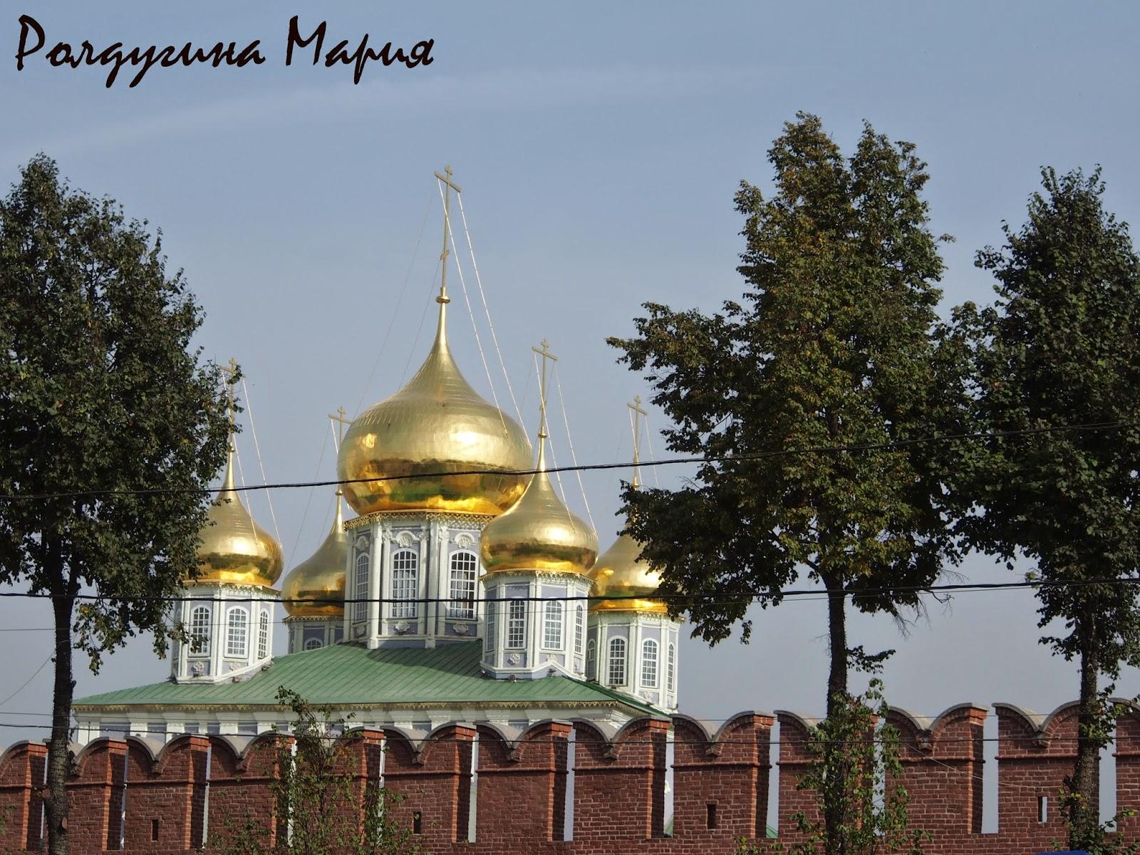 Тула кремль день города 2014