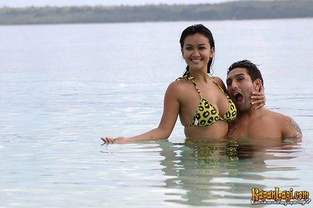 Bonus Foto Jadul sebelum jupe bercerai dengan suaminya Damien Perez :