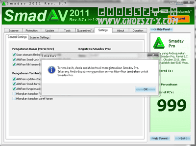 SMADAV 8.7 Pro With Key