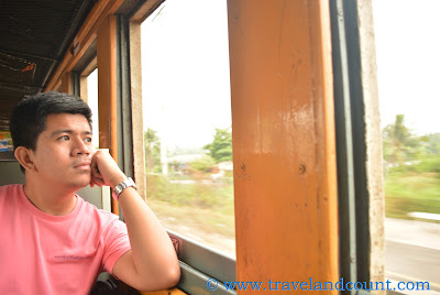 Train Ride to Aranyaprathet