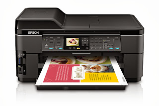 Download Epson WorkForce WF-7510 Printers Driver and guide how to installing