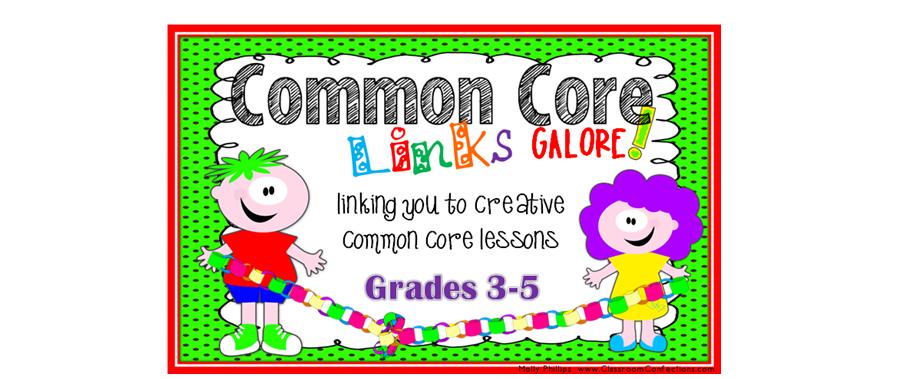 Common Core Activities