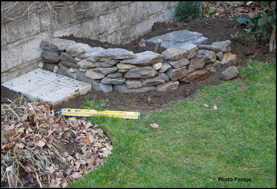 Un giardino di perenni in ticino come creare un 39 altra - Giardino con sassi ...