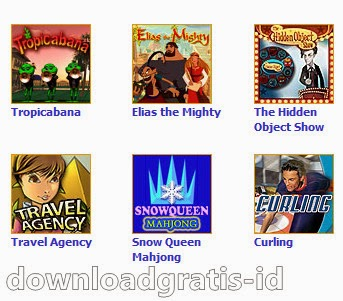 Download Gratis Koleksi Game - 80 in 1 Best Flash Games