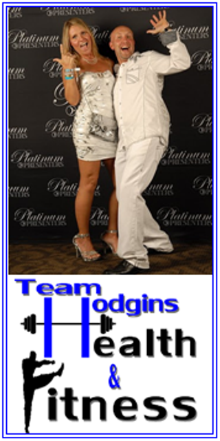 Steve and Danielle Hodgins