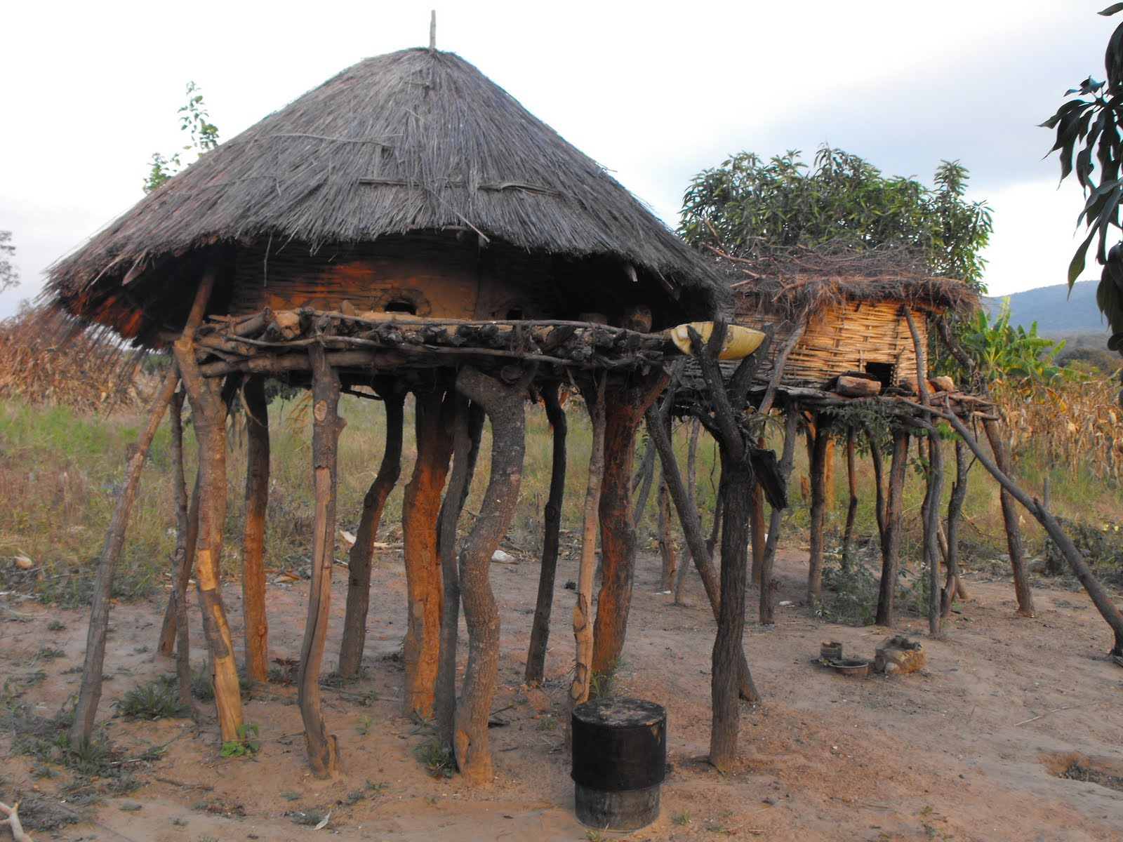 african architectural adventure: vernacular architecture